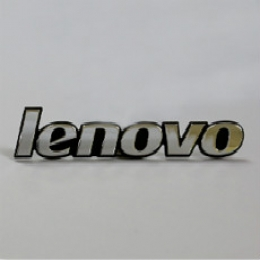 联想不锈钢金属logo